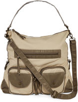 Arizona Two-Toned Hobo Bag
