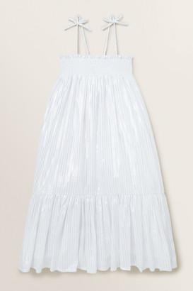 Seed Heritage Metallic Dress