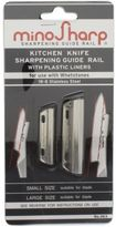 Global MinoSharp Guide Rails with Liners, Set of Two