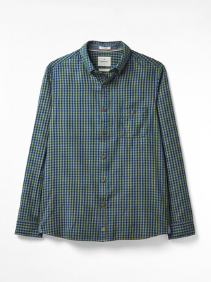 White Stuff Bessom Indigo Check Shirt