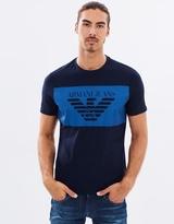 Armani Jeans Regular Fit Logo T-Shirt