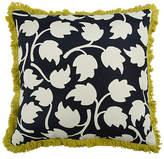 Thomas Paul Vines 22x22 Pillow - Black