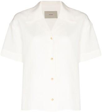 ASCENO Prague short-sleeve shirt