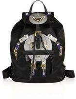 Prada Tessuto Big Robot Nylon Backpack