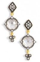 Freida Rothman Women's Metropolitan Drop Earrings