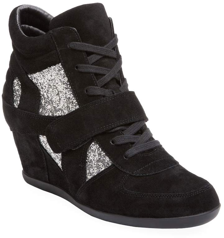 Ash Women's Bowie Leather Sneaker