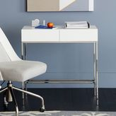 west elm Lacquer Storage Mini Desk
