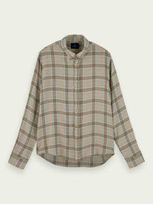 Scotch & Soda Lightweight long sleeve shirt | Men