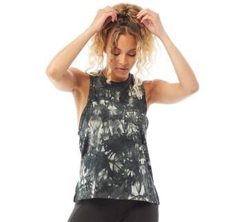 adidas Womens Parley Training Tank Top Black