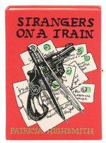 Olympia Le-Tan Strangers On A Train box clutch