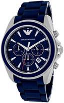 Giorgio Armani Sportivo Collection AR6068 Men's Analog Watch