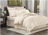 Welspun Crowning Touch Cotton Naturals Jacquard Duvet Set - Full/Queen