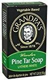Grandpa's Pine Tar Soap 92 g by Grandpas Soap
