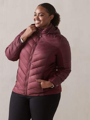 Packable Short Coat - ActiveZone