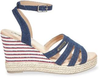 Kaporal Monty Wedge Sandals