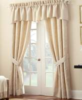 "Waterford Lysander 55"" x 18"" Scallop Window Valance"