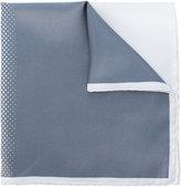 Lanvin printed pocket square - men - Silk - One Size