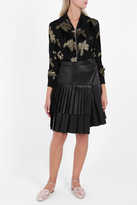 ADAM by Adam Lippes Triple Pleat Skirt