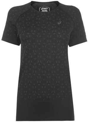 Asics Seamless Running T Shirt Ladies