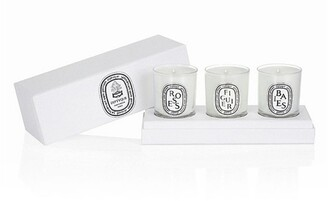 Diptyque Classic Candle Gift Set (3 X 70G)