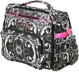 Ju-Ju-Be B.F.F Versatile Messenger and Backpack Diaper Bag Diaper Bag Shadow Waltz