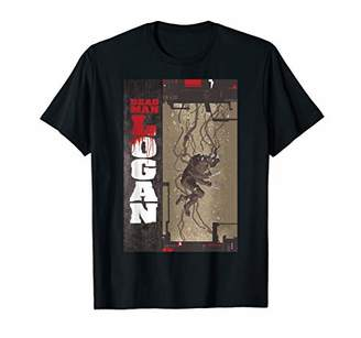 Marvel Comixology Dead Man Logan Vol: 1 Comic Book Cover T-Shirt