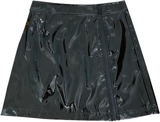 Ash Black Skirt for Women