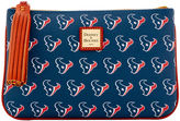 Dooney & Bourke NFL Texans Carrington Pouch
