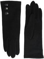 Lauren Ralph Lauren Three-Button Touch Gloves