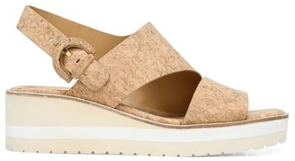 Vince Shelby Cork Slingback Sandals