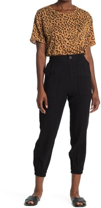 Elodie K Pull-On Joggers