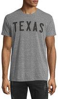 Sol Angeles Texas Jersey T-Shirt, Gray