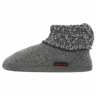 Giesswein High Slipper Kelberg Grey 41