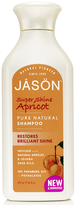 Jason Super Shine Apricot Shampoo 473ml
