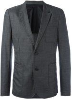 Ami Alexandre Mattiussi half lined 2 button jacket - men - Wool - 46