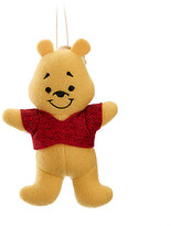 Disney Winnie the Pooh Parks Storybook Plush Ornament