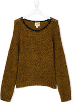 Bellerose Kids - Teen round neck jumper - kids - Acrylic/Polyamide/Mohair/Wool - 14 yrs