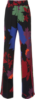 Tomas Maier Fiji Print Trousers