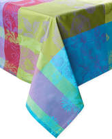 Garnier Thiebaut Garnier-Thiebaut Mille Fiori Feuillage Tablecloth