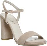 Office Hazzard Slim Platform Sandals