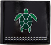 Thom Browne Black Turtle Wallet