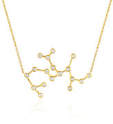Logan Hollowell - New! Sagittarius Diamond Constellation Necklace