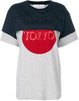 Golden Goose Deluxe Brand Tokyo print T-shirt