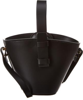 Nico Giani Nelia Mini Leather Bucket Bag