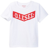 Diesel Short Sleeve Logo Tee (Toddler Boys)