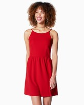 Charming charlie High Strappy Back Dress