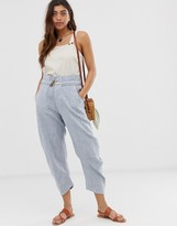 Free People Paradise high rise trousers