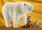 The Well Appointed House Hansa Toys Life Sized Stuffed Polar Bear