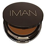 Iman Cosmetics Second to None Cream To Powder Foundation, 5-Earth