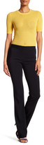 Yigal Azrouel Techno Stretch Bell Bottom Pant